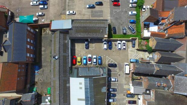 Aerial view No 2