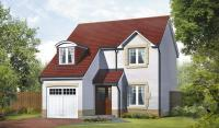 3 bed new development for sale in Glasgow Road, Dumbarton...