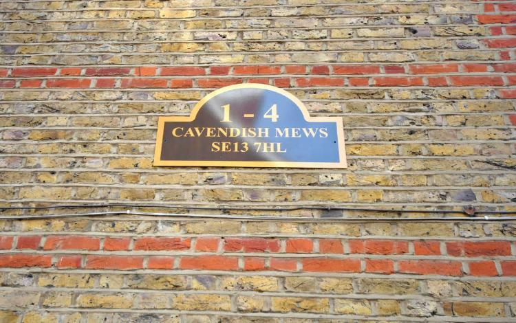cavendish mews ...