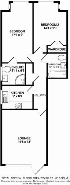 Floorplan apartme...