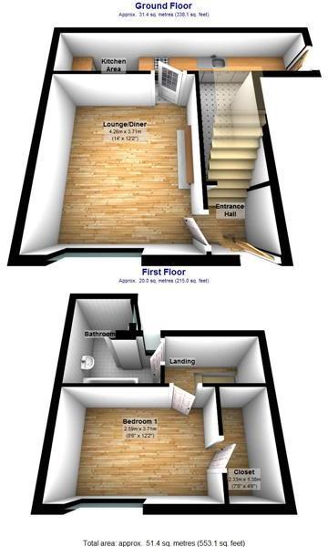 NEW! 3D Floorp...