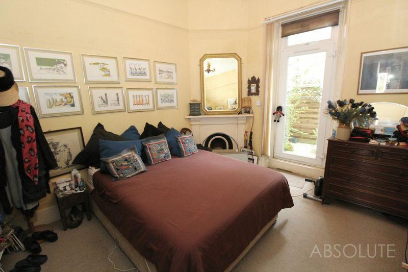 Flat 1 - Bedroom