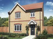 4 bed new house in Stafford Road...