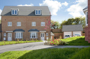 Cwm Faenor by Bellway Homes Ltd, Swansea Road,