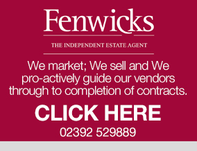 Get brand editions for Fenwicks Estate Agents, Gosport