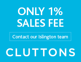 Get brand editions for Cluttons LLP, Islington - Sales