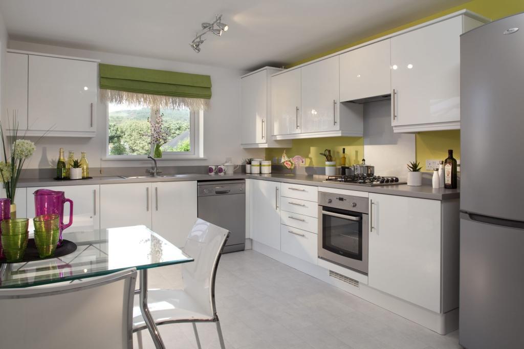 Caerwent kitchen