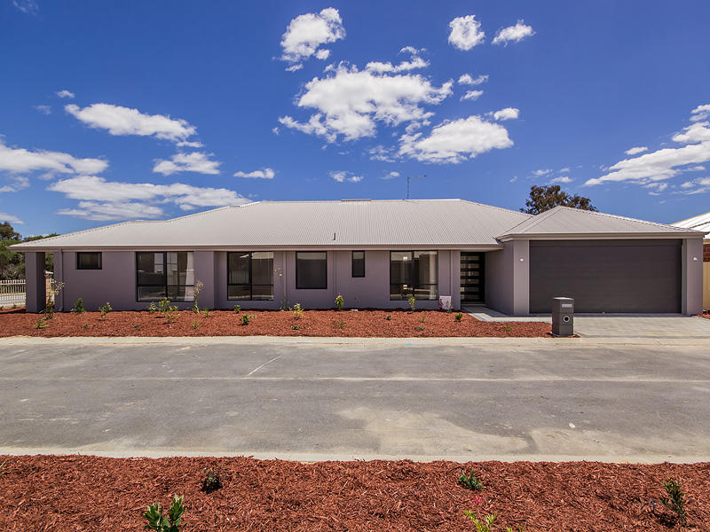3 bed home in Western Australia...