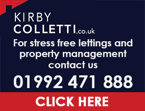 Get brand editions for Kirby Colletti, Hoddesdon - Lettings