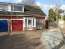 2 bed semi detached property in Southam Close...