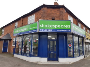 Shakespeares Estate Agents, Hall Greenbranch details