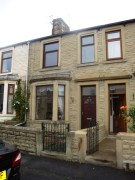 Terraced house in Spenser Street, Padiham...