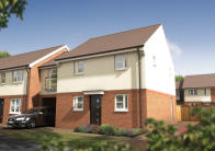 4 bed new home for sale in Vauxhall Way Dunstable...