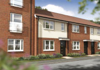 2 bedroom new home for sale in Vauxhall Way Dunstable...