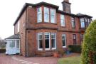 semi detached home in Southbrae Drive...