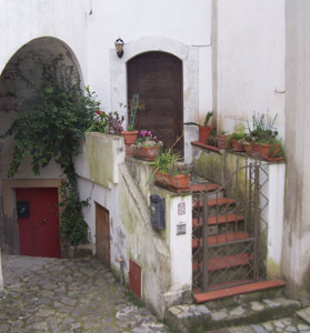 Town House in Calabria, Cosenza, Scalea