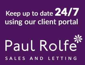 Get brand editions for Paul Rolfe Sales and Lettings, Linlithgow - Lettings