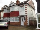 Elmcroft Avenue semi detached house to rent