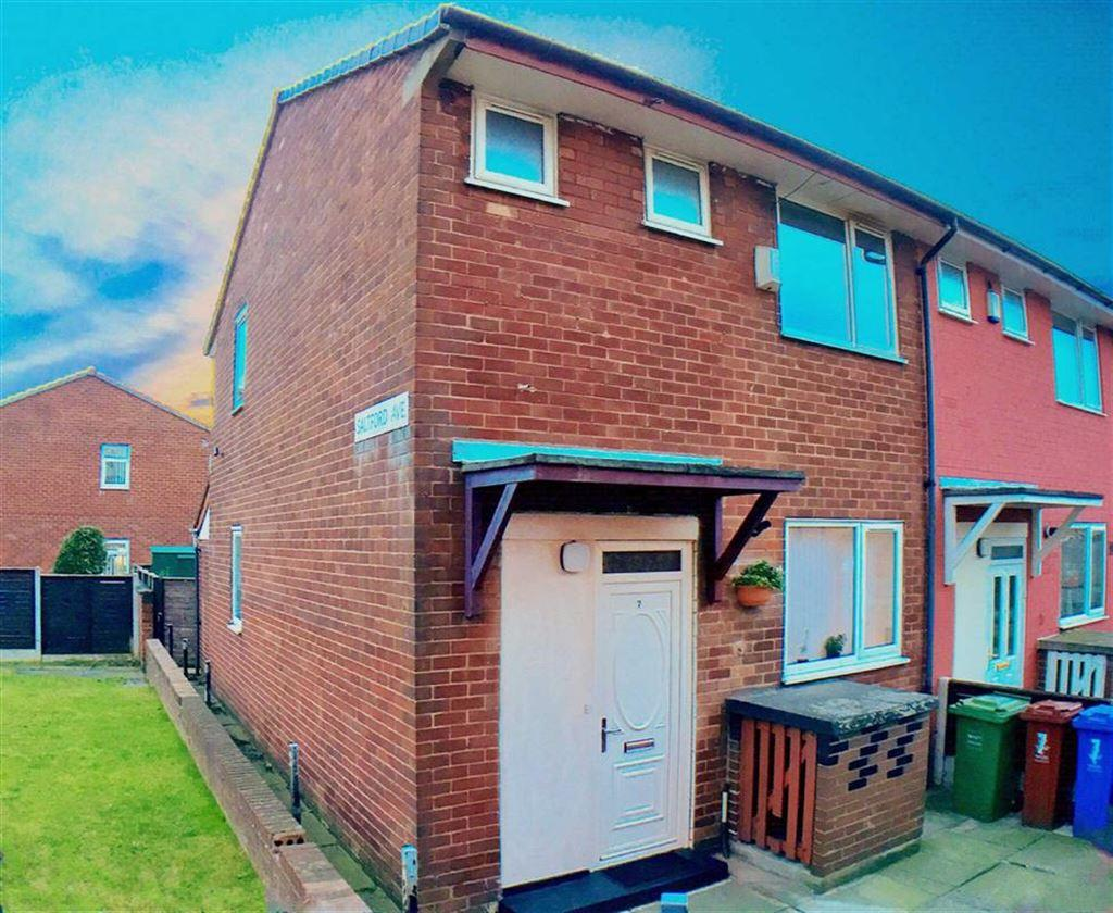 3 bedroom terraced house for sale in saltford ave for Terrace nq manchester
