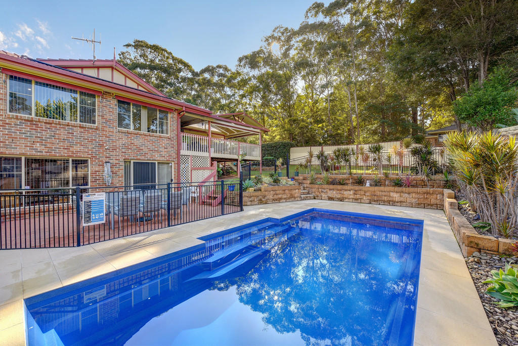 3 bedroom house in New South Wales...
