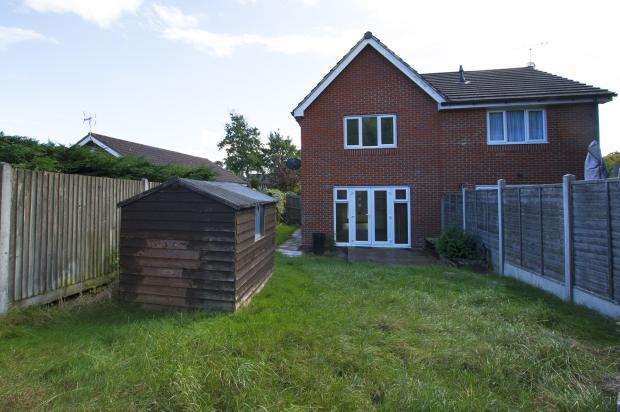 Garden and rear exte