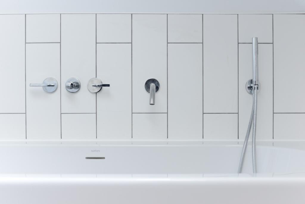 TG Designer Homes,Bathroom detail