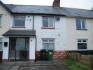 Terraced home to rent in Highbury Road, Ely...