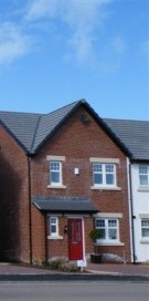 3 bedroom new home in Kirkland Road, Wigton...