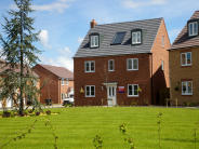 new house for sale in Badsey Road, Evesham...