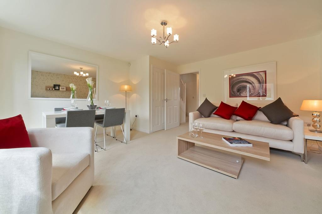 3 Bedroom Semi Detached House For Sale In Badsey Road