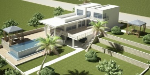 7 bed Detached property for sale in Aydin, Didim, Green Hill