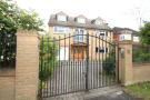Detached home in Coombe Lane West...