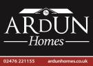 Ardun Homes, Coventry logo