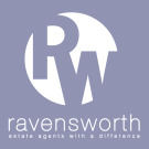 Ravensworth Estate Agents, Knutsford branch logo