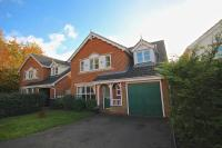 Detached home in Abergavenny Gardens...