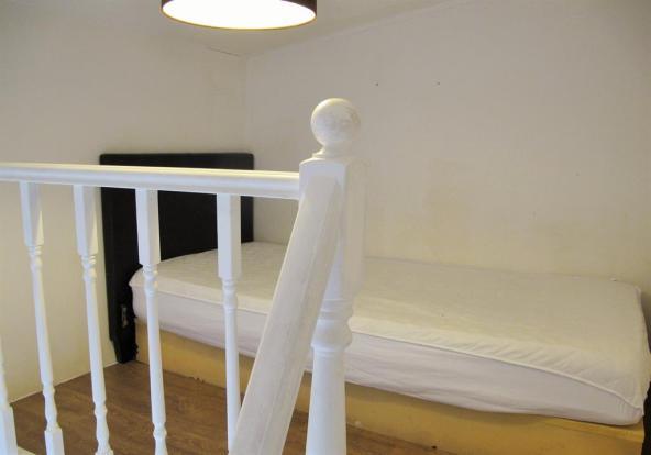 Bedroom One Mezzanine