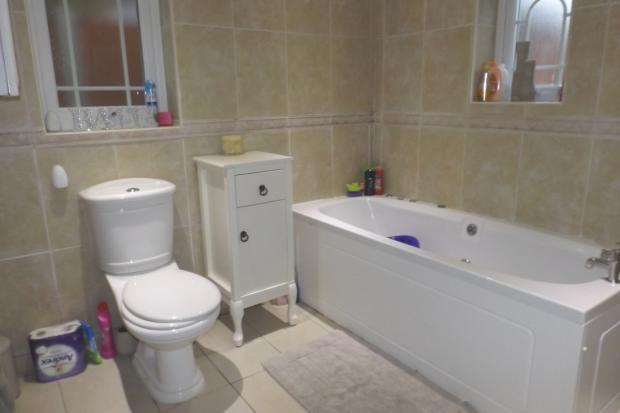 g-f bathroom