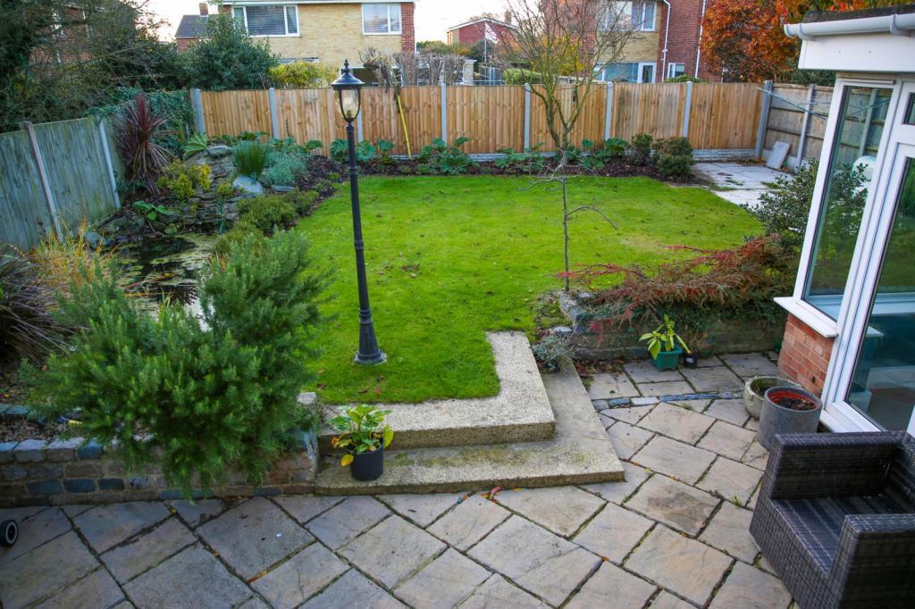 Second View Garden