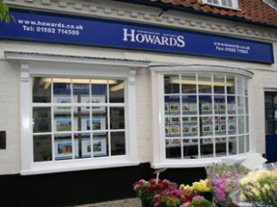 Howards Estate Agents, Becclesbranch details