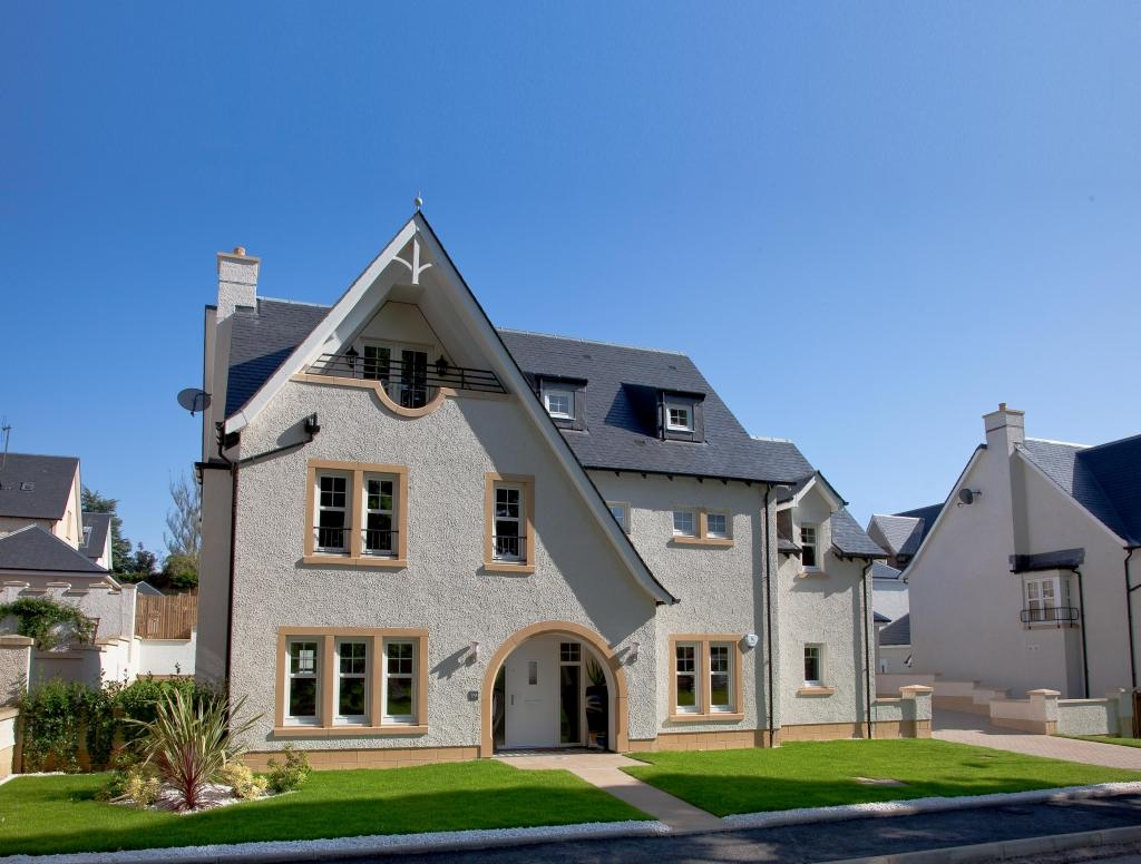6 bedroom detached house for sale in craiglockhart for Six bedroom house for sale