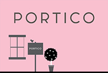 Portico, Acton
