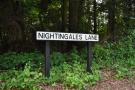 Detached home in Nightingales Lane...