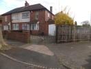 Allendale Road semi detached house to rent