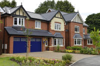 5 bed new house in The Oaks, Wigan Road...