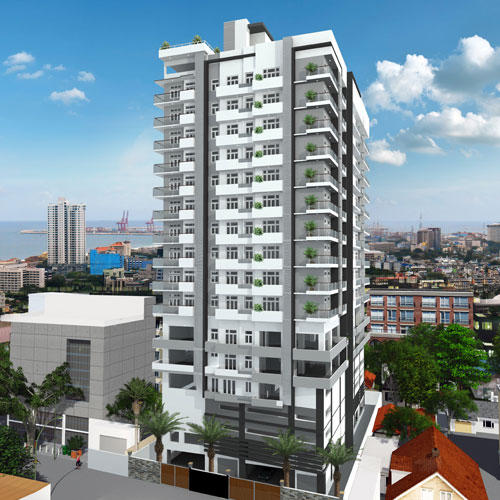 2 bedroom new Apartment in Colombo, Western