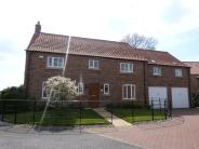 Detached property in Grange Garth, Wistow, YO8