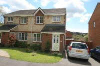 3 bed semi detached property in Upper Ridings, Plympton...