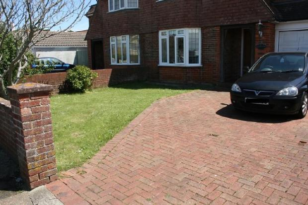 Front/Driveway