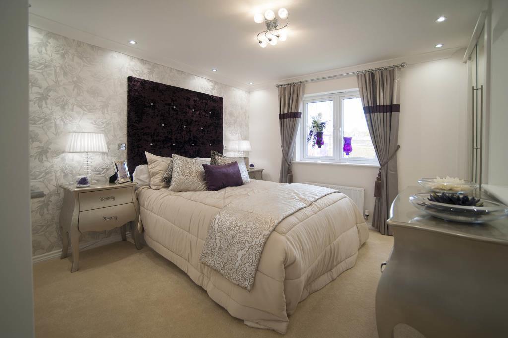 4 bedroom detached house for sale in john walker drive for Living room kilmarnock