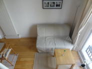 Studio apartment in Westbourne Park Road...